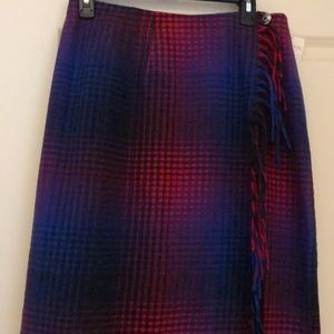 Ladies Pendleton Skirt - New!